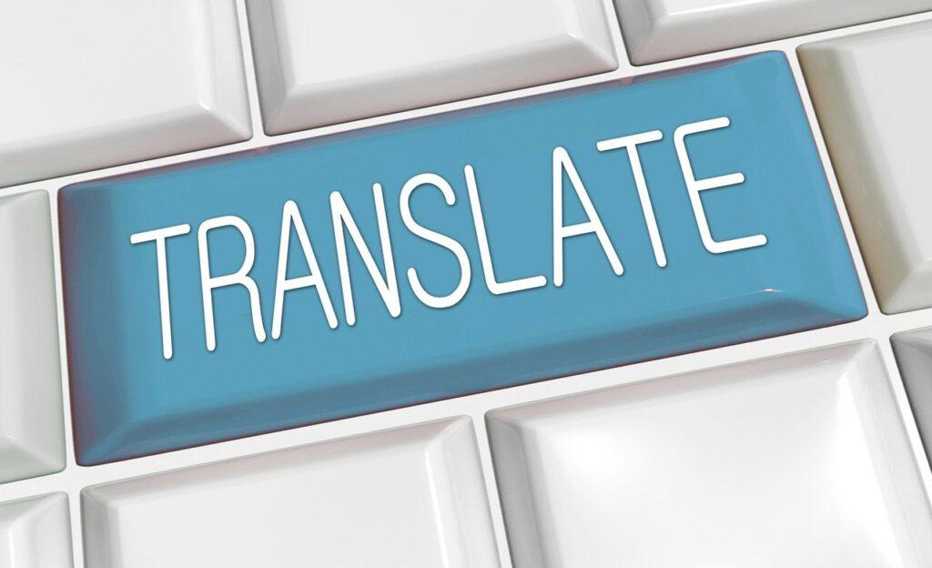 Übersetzen!